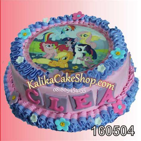 Kue Pony by Kue Ultah Pony Clea Kue Ulang Tahun Bandung