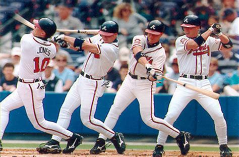 Nine To Know Chipper Jones Switch Hitter Edition