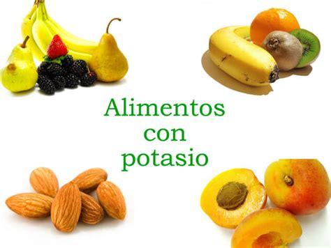 vitamina k en que alimentos se encuentra que alimentos contienen potasio 10 alimentos ricos en