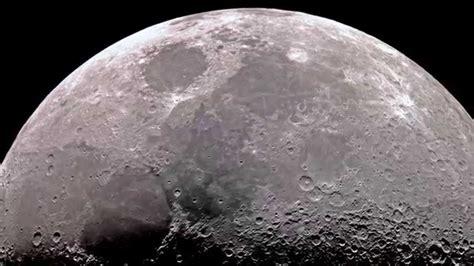 Moon Bilder by Moon In High Resolution Through Telescope