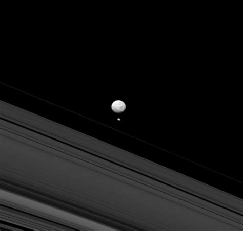 list of saturn moons what are saturn s major moons pics about space