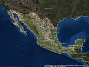 satellite map mexico satellite maps leaddog consulting