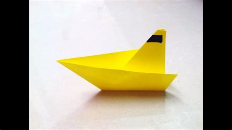 how to make a paper boat motor how to make an origami paper boat 1 origami paper