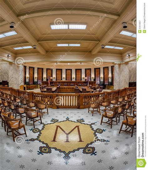 mississippi supreme court mississippi supreme court chamber stock image image