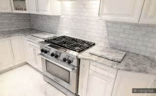 Carrara Marble Subway Tile Kitchen Backsplash White Carrara Subway Backsplash Tile Backsplash