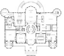 Mansion Home Floor Plans A Hotr Reader S Revised Floor Plans To A 17 000 Square