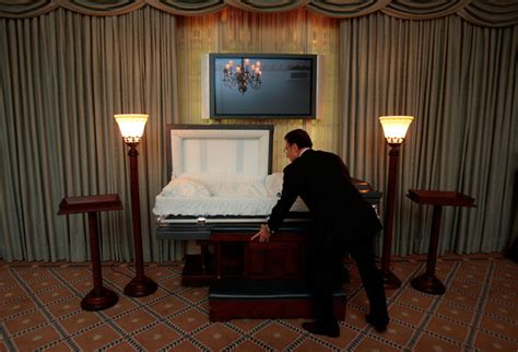 funeral homes prepare for business boom zimbio
