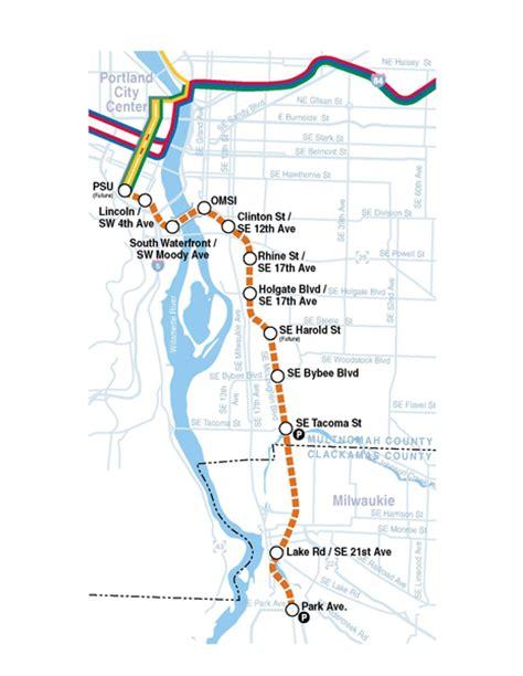 portland oregon light rail map clackamas county residents try to stop portland milwaukie