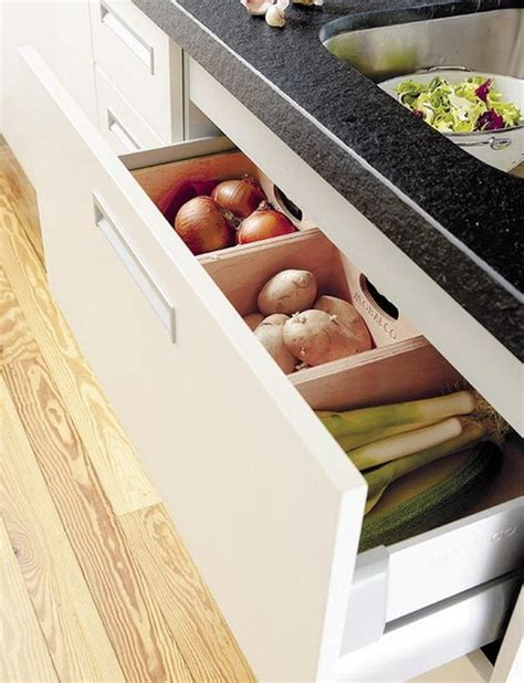 kitchen drawers ideas 65 ingenious kitchen organization tips and storage ideas