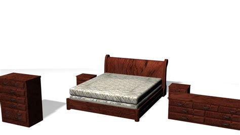3d max bedroom 3d max bedroom