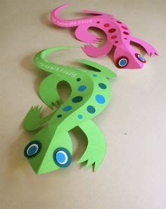 How To Make Rainforest Animals Out Of Paper - 1000 images about rainforest on rainforest