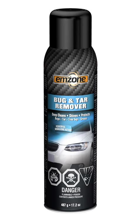 Tar And Bug Remover emzone car truck bug tar remover dissolving cleaner shine protector ebay