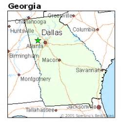 Dallas Georgia Map by Best Places To Live In Dallas Georgia