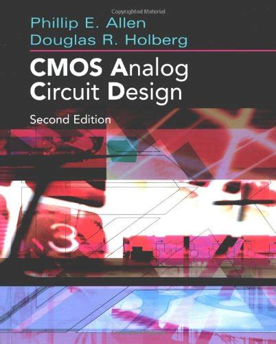 analog integrated circuit design allen cmos analog circuit design by phillip e allen