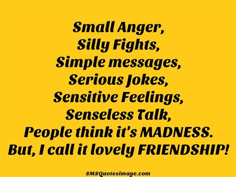 it lovely i call it lovely friendship friendship sms quotes image