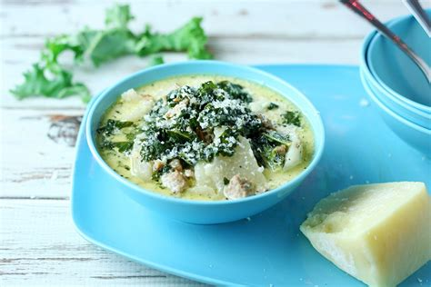 olive garden zuppa toscana carbs zuppa toscana the low carb way yours and mine are ours