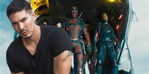 deadpool 2 cast iron s lewis may be shatterstar in deadpool 2