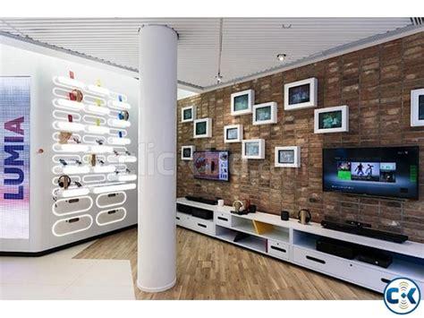 design interior mobil mobile phone shop interior design clickbd