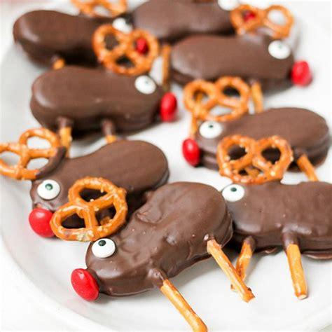 cookie crafts reindeer cookie treats crafts