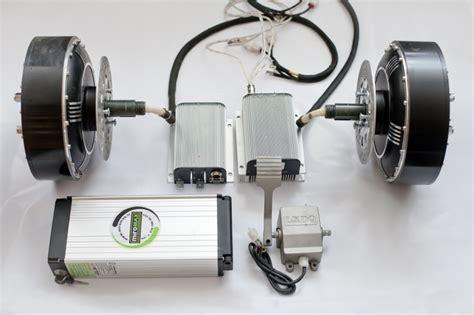 electric car motor kits e car conversion kit 2x7kw 72v electric car conversion
