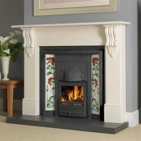 Iron Stove Fireplace by Best 25 Edwardian Fireplace Ideas On