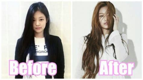 blackpink plastic surgery blackpink before and after blink 블링크 amino