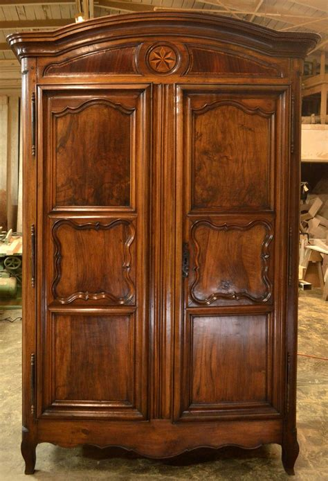 Large Armoires For Sale by Large Louis Xv Armoire In Walnut For Sale At 1stdibs