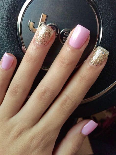 light pink gel de 25 bedste id 233 er til pink gel nails p 229