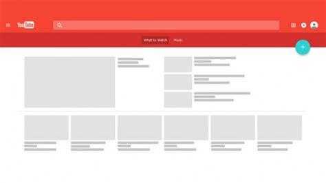 material design google youtube c 243 mo activar la nueva interfaz material design de youtube