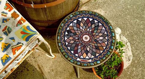 Mosaic Decorations For The Home How To Use Mosaic Medallions In Home Decor Mozaico