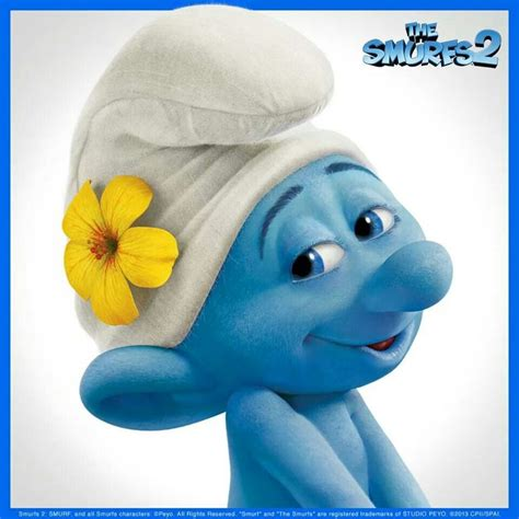 The Smurfs 2 Vanity by Vanity Smurfs