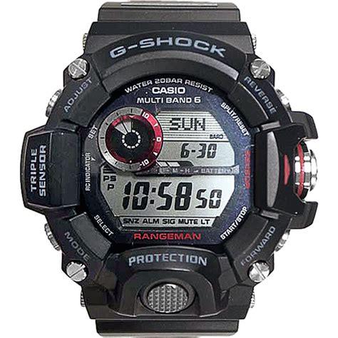 Casio G Shock Gw 9400rd g shock master of g gw 9400 1 rangeman horloge ean