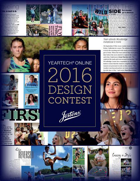 jostens design contest 2016 jostens yeartech online design contest by jostens issuu