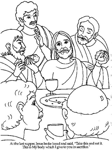 free bible coloring pages for 3 year olds lesson 7 the lord s supper jesus is betrayed the lord s