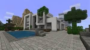 minecraft villa moderne sondage jeux vid 233 os