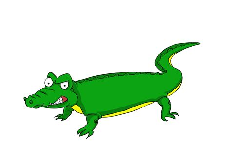 crocodile clipart crocodile in water clipart clipart panda free clipart