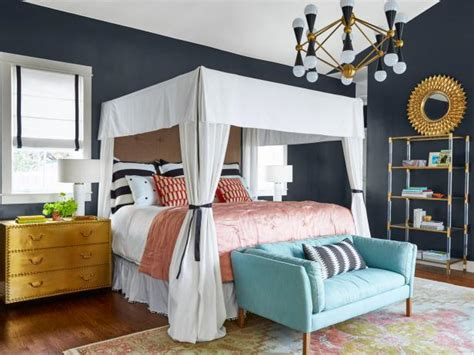 hgtv bedroom color schemes unexpected bedroom paint colors worth the design risk