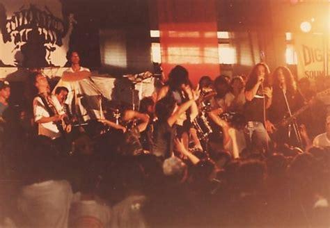 Sho Metal Di Apotek beginilah musik metal masuk ke jakarta kok bawa bawa