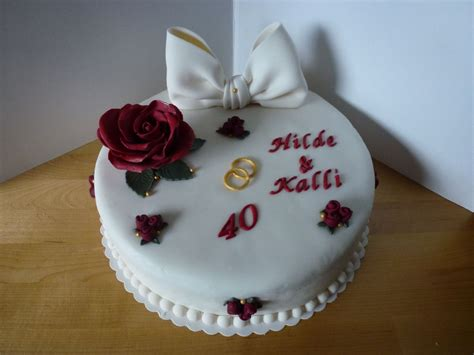 Hochzeitstag Torte by Rubin Hochzeitstorte