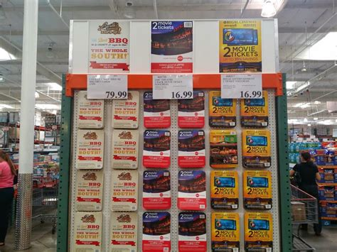 Costco Gift Cards California - lucille s gift cards amc and regal movie tickets yelp
