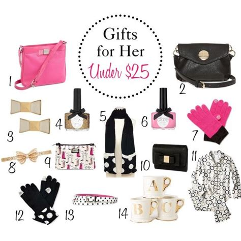 gift ideas for 25 gifts for 25 gift ideas