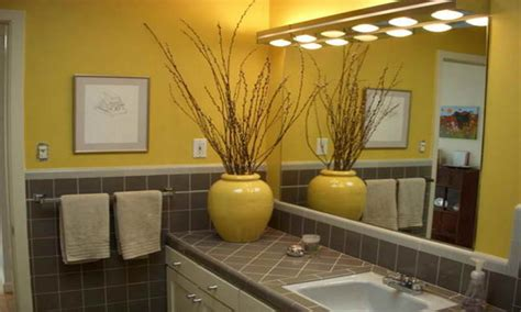 yellow grey bathroom decor bathrooms smart yellow and gray bathroom also purple
