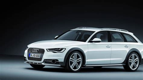 Audi Allroad 2012 by 2013 Audi A6 Allroad Revealed