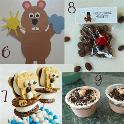 groundhog day decorations groundhog day ideas to do with