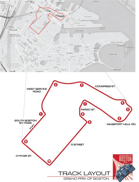 layout design course outline indycar expands to boston for labor day 2016
