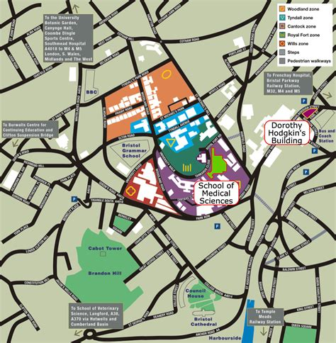Bristol Address Finder How To Find Us Centre For Synaptic Plasticity