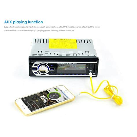 Usb Radio Mobil audio mobil multifungsi bluetooth usb mp3 fm radio