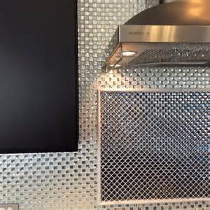 bling kitchen backsplash