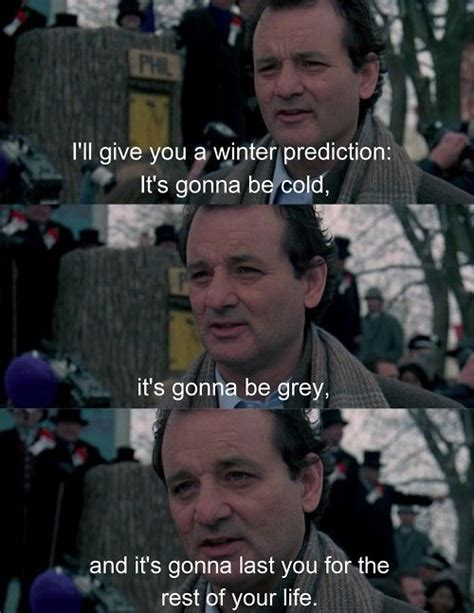 groundhog day quotes prognosticator 17 best ideas about groundhog day on
