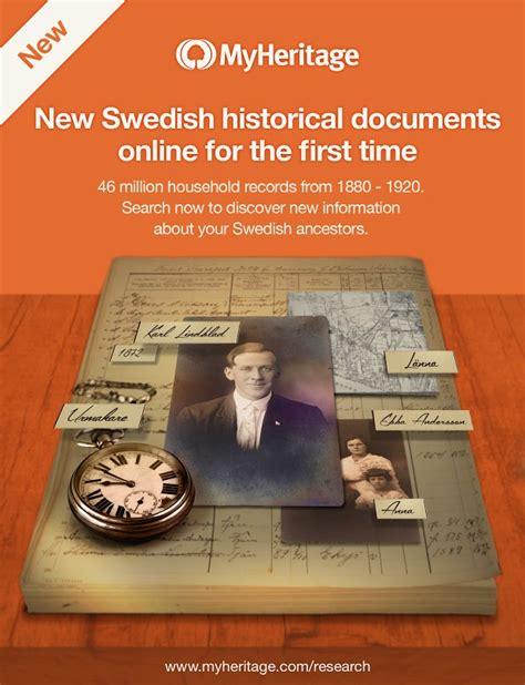 Swedish Birth Records Before 1880 Renee S Genealogy 46 Million Swedish Household